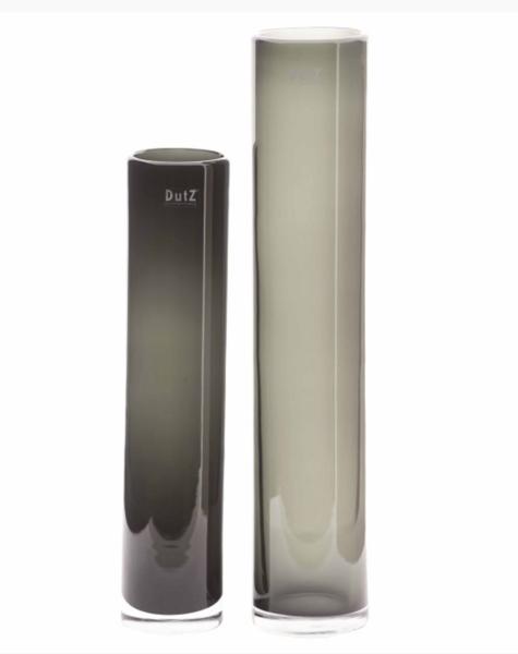 DutZ Cylinder tall smoke - H40/ H50 cm