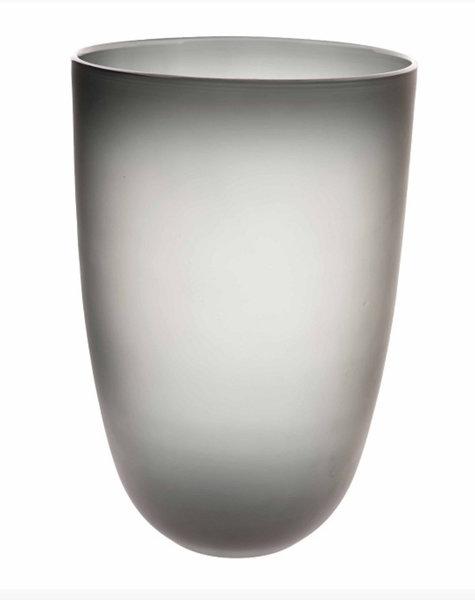 DutZ Vase Anton smoke sand - H55 cm