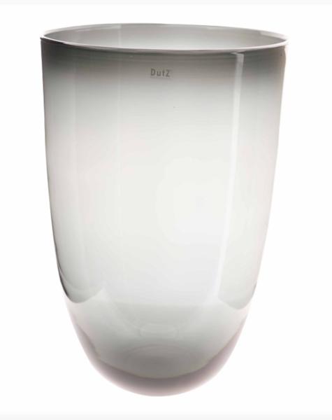 DutZ Vase Anton smoke - H55 cm