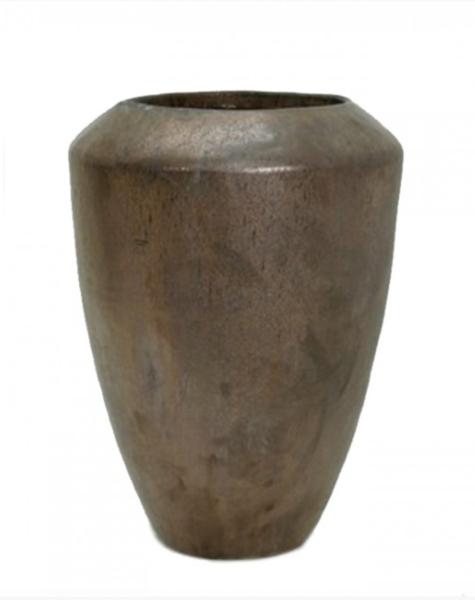 Bronze pots - H88 cm
