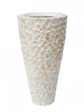 Muschel Vase Jeddah
