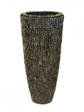 Shell vase Bergamo