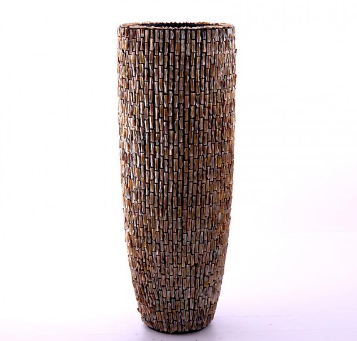 Shell vase Lausanne - H152 cm