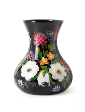 Fidrio Exclusive vase Paris Royal Flowers