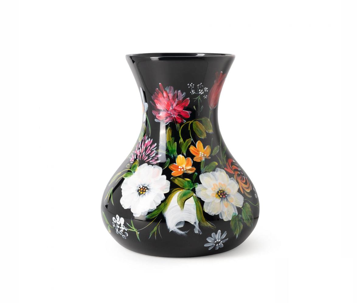 Fidrio Exclusive vase Paris Royal Flowers - H30 cm