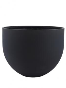 Black plant pot Bursa