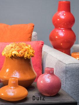 DutZ Bloempotten Marco warm orange