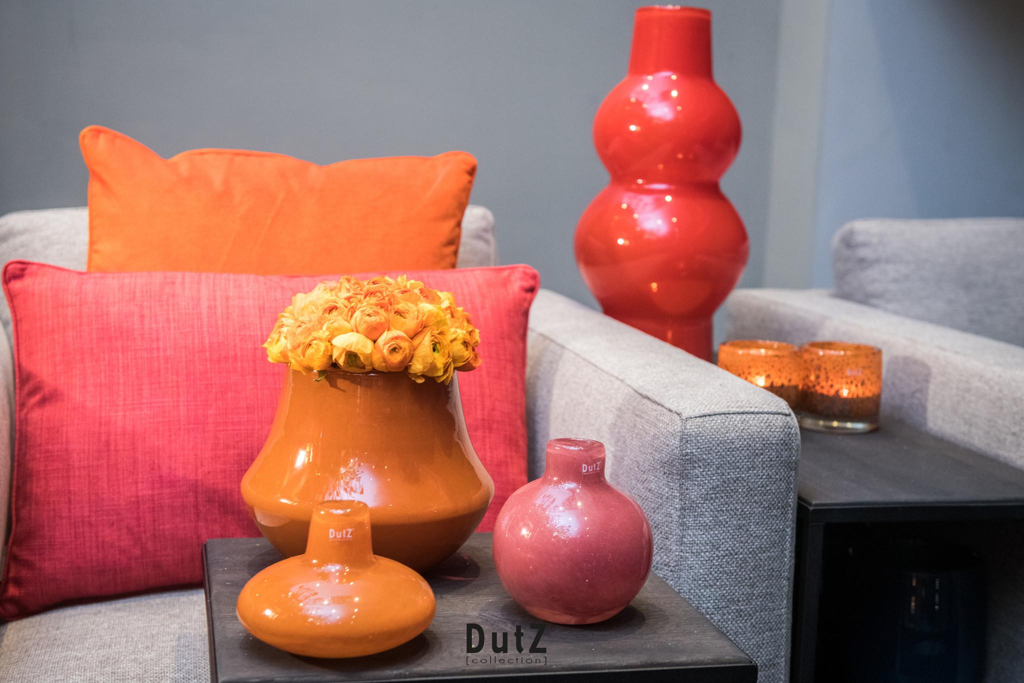 DutZ Pot Marco warm orange - D23 cm