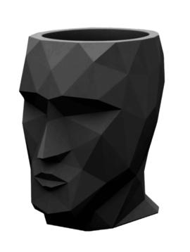 Zwarte potten Adam