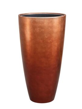 Copper planter Falun