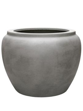 Gray plant pot Constanța