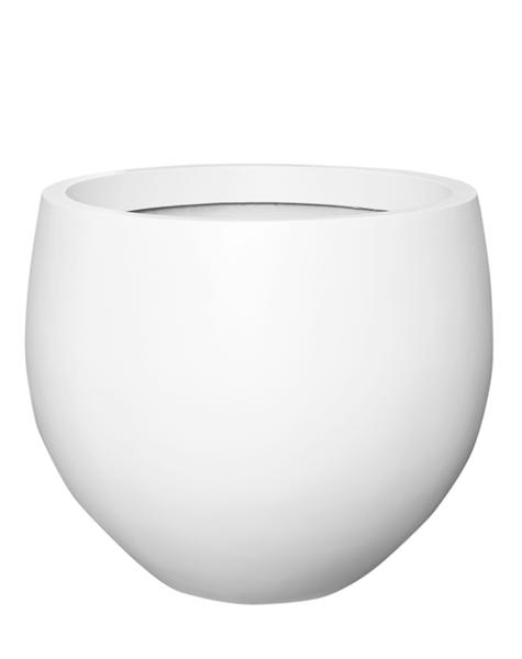 Pflanzkübel Weiß Sotsji - D133 cm