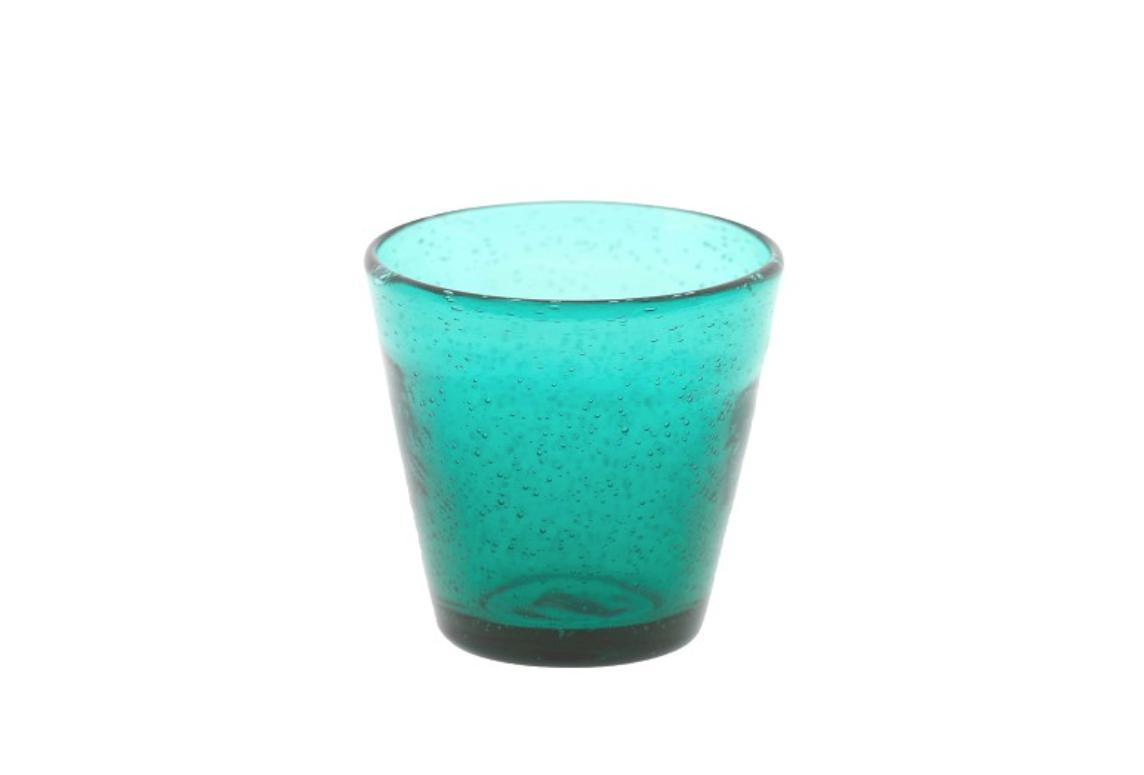 DutZ Turquoise  Glasses Teal - 4/ 6/ 8 pcs.