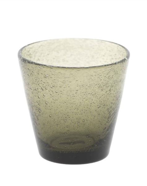 DutZ Conic glass grey - 4/ 6/ 8 pcs.