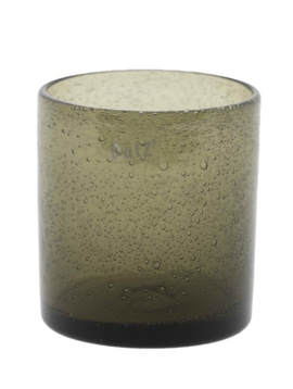 DutZ Votive grey bubbles