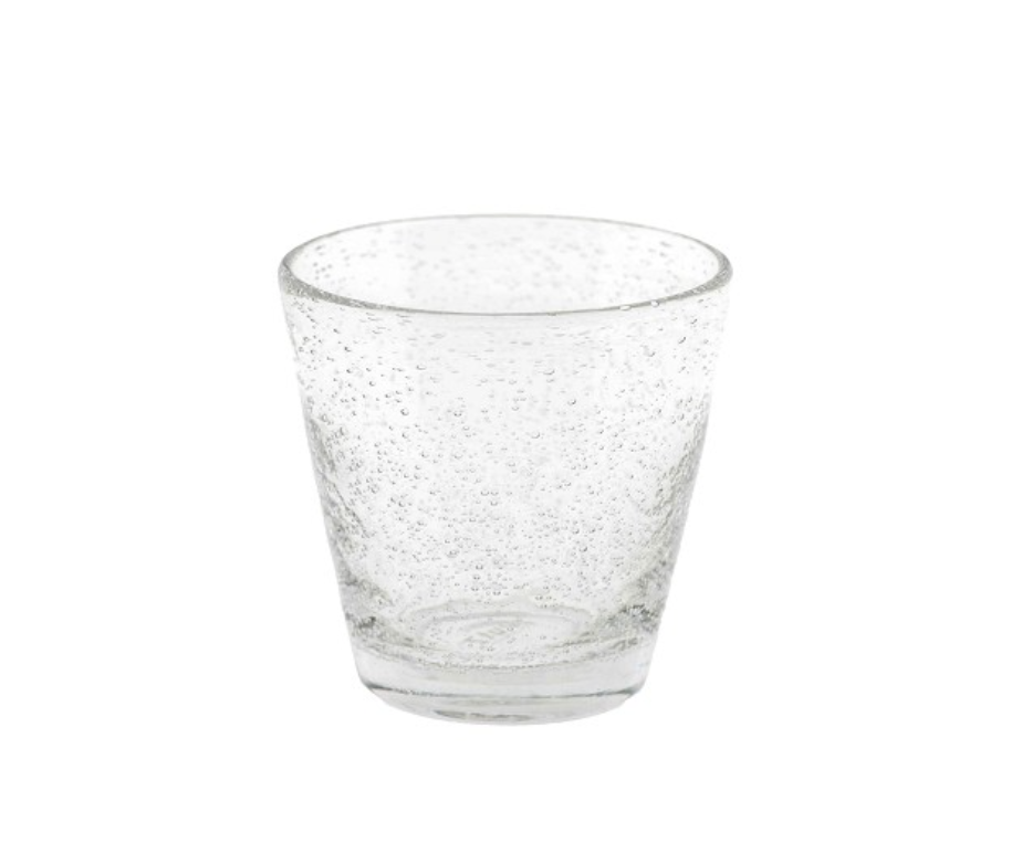 DutZ Conic glass clear - 4/ 6/ 8 pcs.