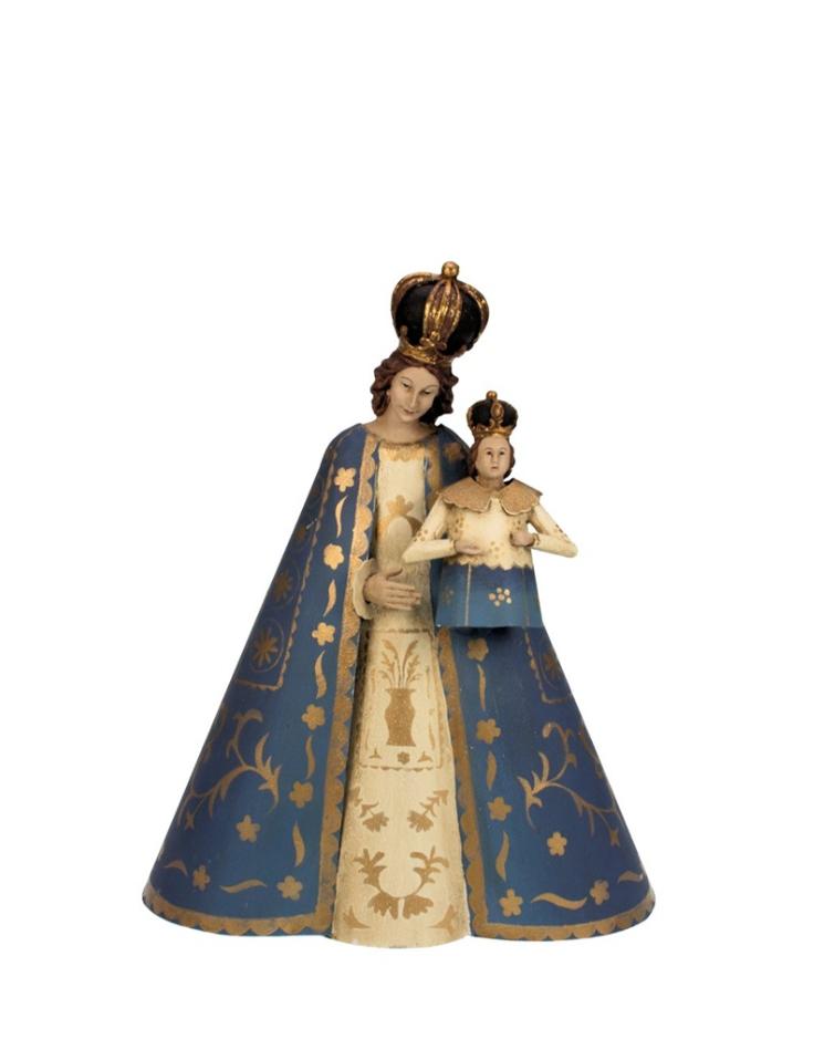 Madonna mit Kind - H34 cm