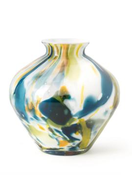 Fidrio Vase Belly Colori