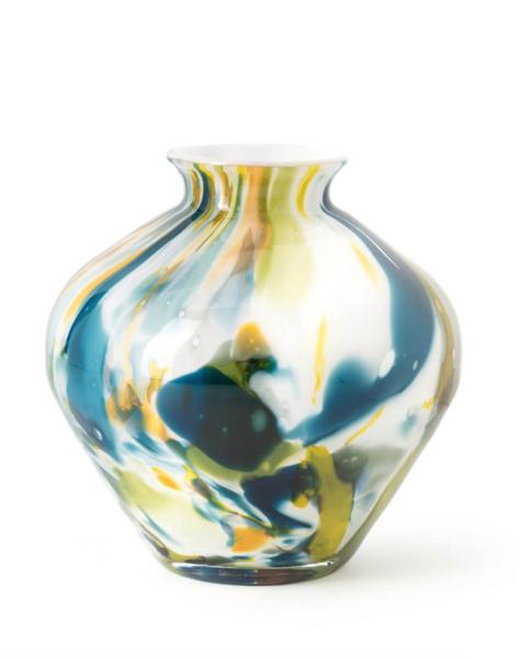 Fidrio Vase Belly Colori - H23 cm