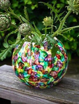 Fidrio Ball vase Flowers