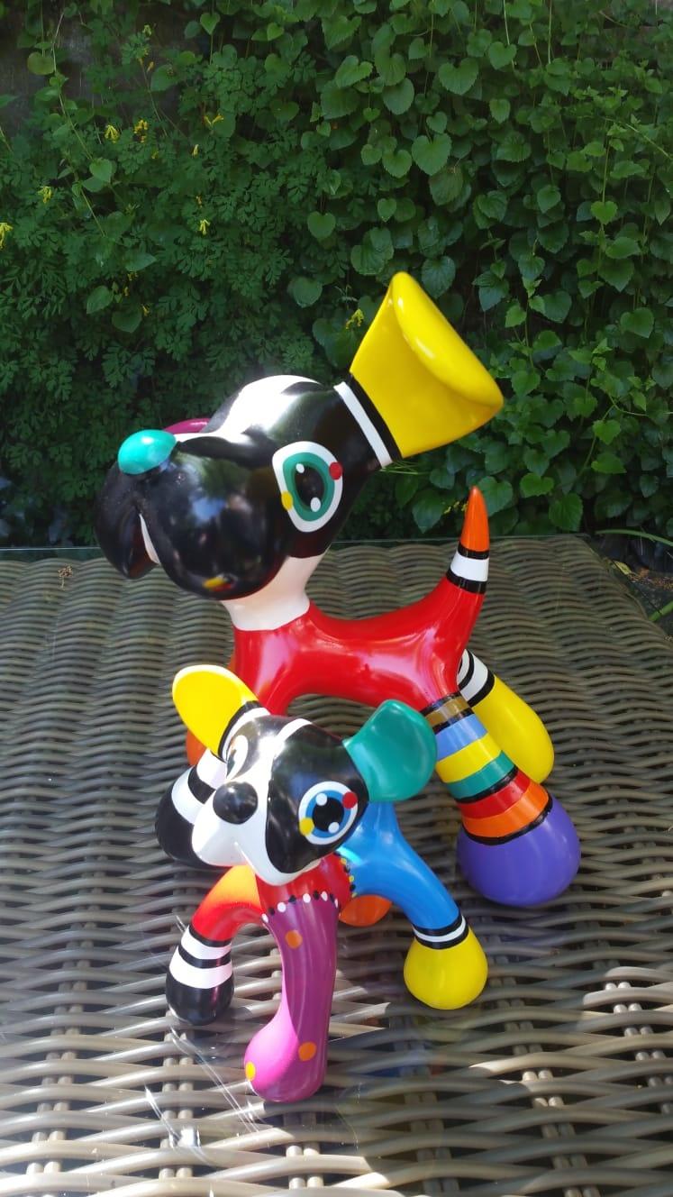 Art figures Stanley - H25 cm