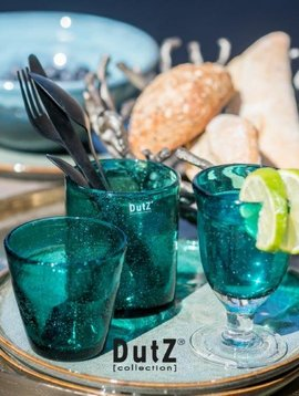 DutZ Drinkglas Teal