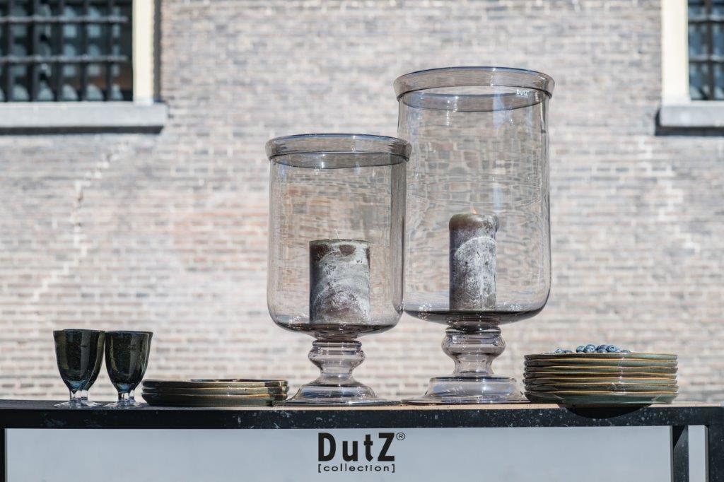 DutZ Windlicht Amazon smoke - H31/ H47/ H59 cm
