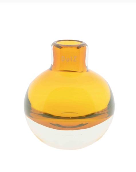 DutZ Gelbe Vasen Cugat - H17 cm