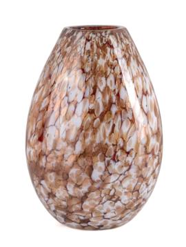 Fidrio Golden vase organic