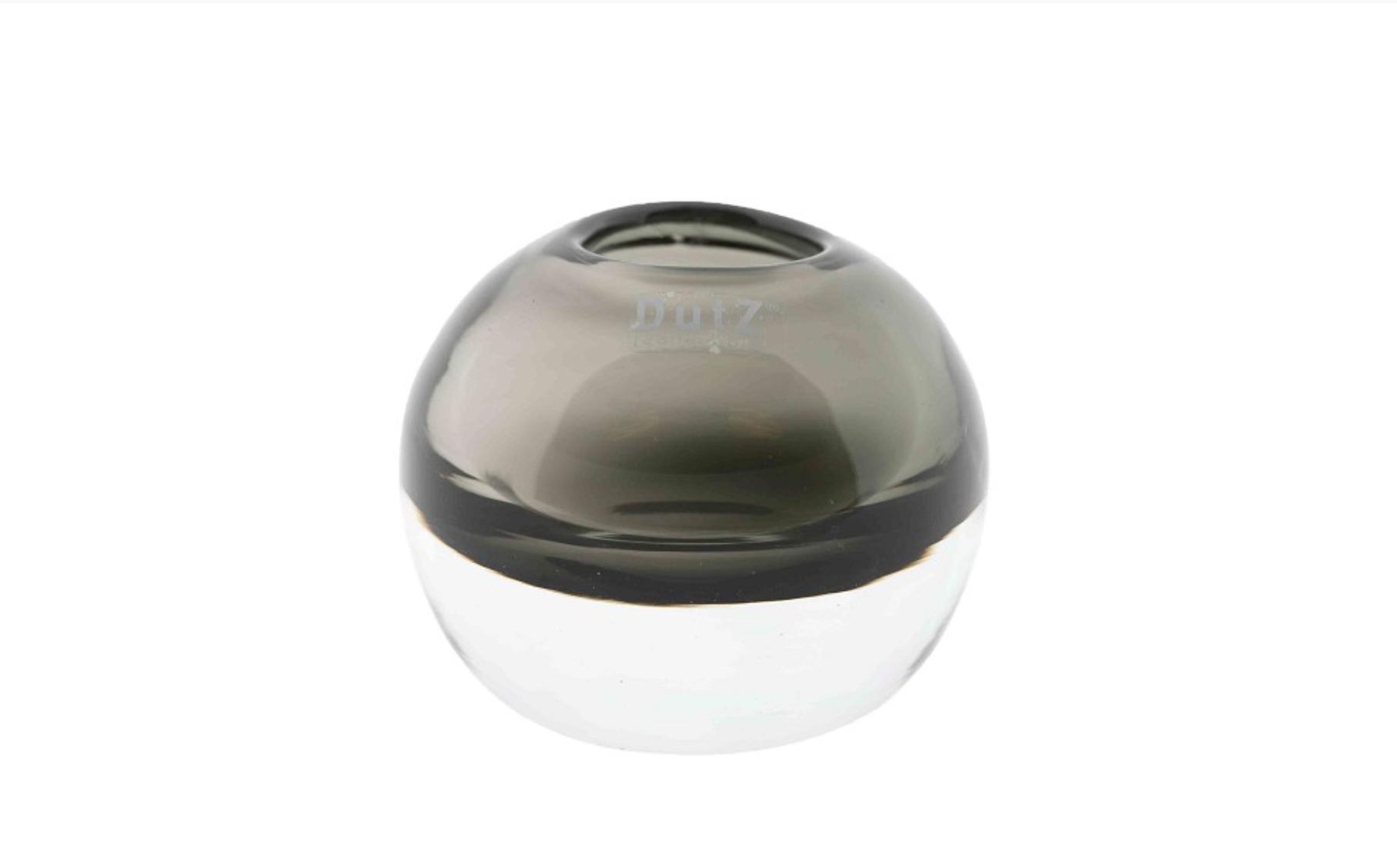 DutZ Designervase Hoola grey - D12 cm