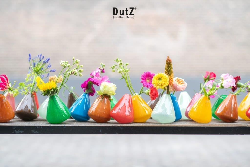 DutZ Tumbling white - H12 cm