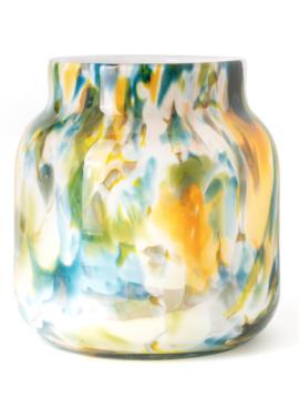 Fidrio Farbige Vase Bloom Colori
