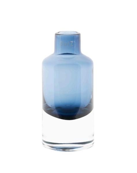 DutZ Bottle steelblue - H23 cm
