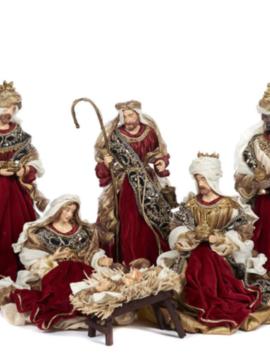 Goodwill Christmas manger