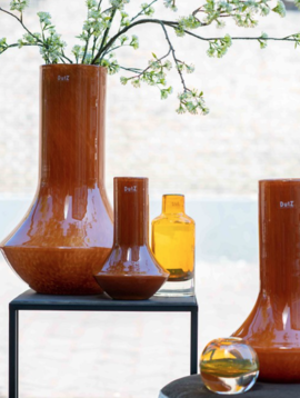 DutZ Vase Marco warm orange