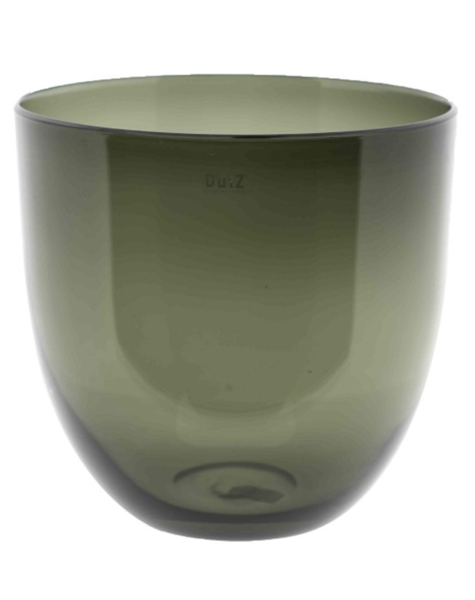 DutZ Bowl Anton smoke - H29 cm