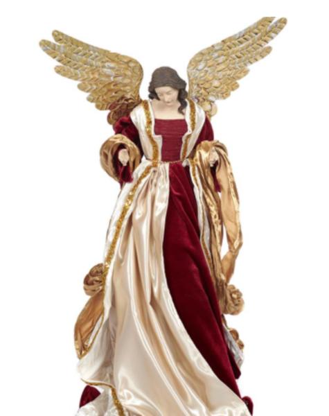 Decoratie engel - H65 cm