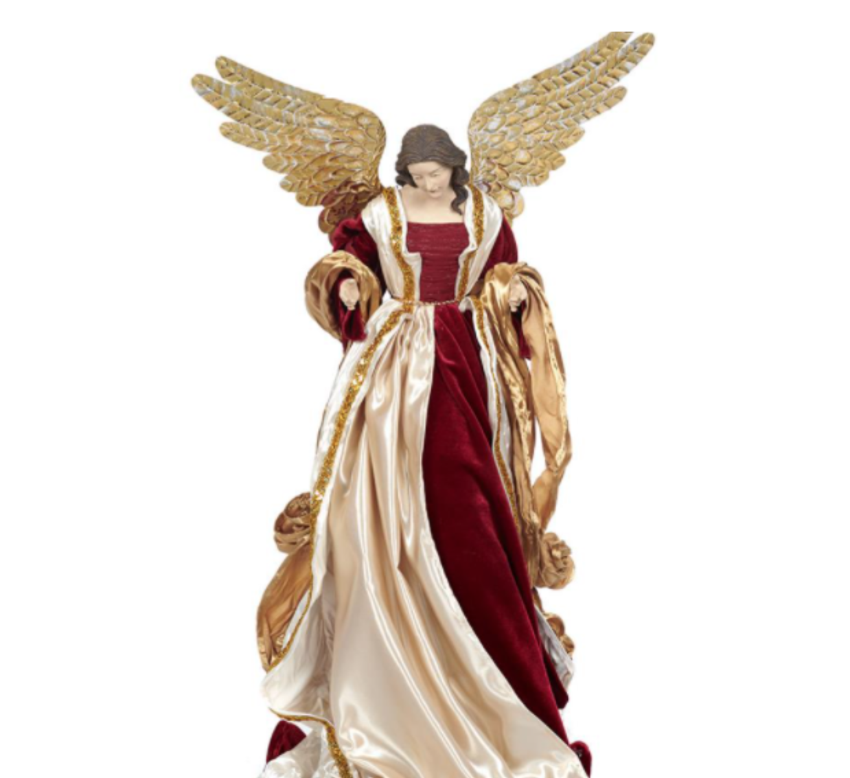 Decoration angel - H65 cm