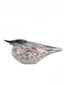 Fidrio Glass bird Hazel