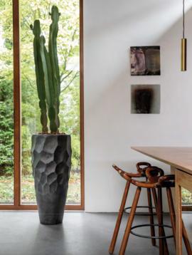 Designer planter Santorini