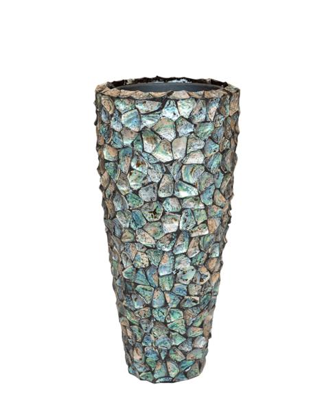 Shell vase Atlantis XL - H90 cm