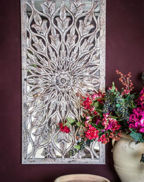 Decoration mirror Palermo - H160 cm