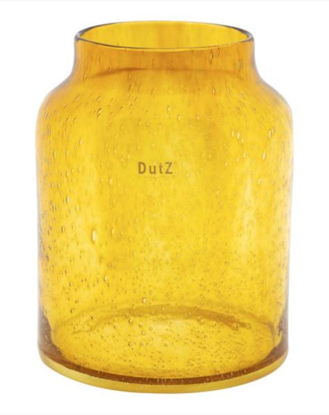 DutZ Barrel gold bubbles - H26 cm