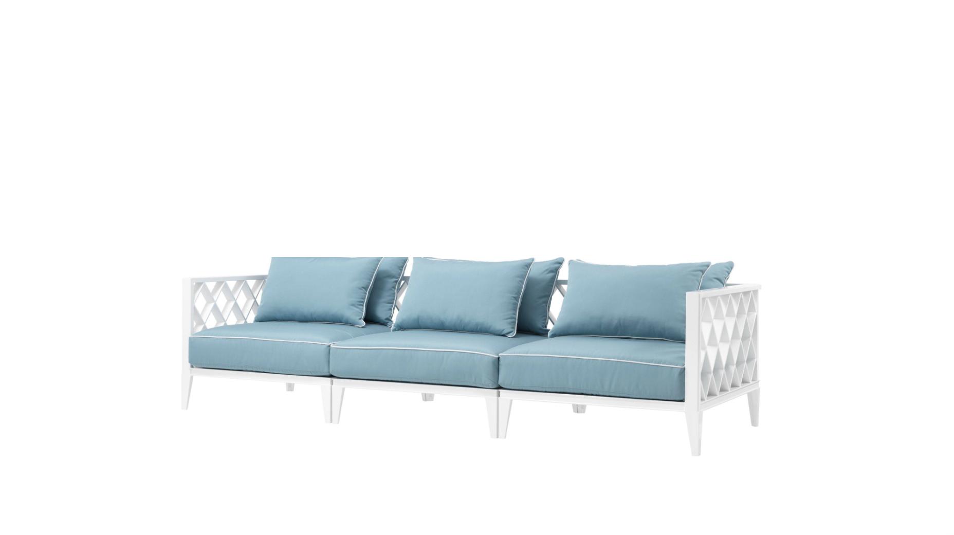 Eichholtz Sofa Ocean Club - L275,5 cm