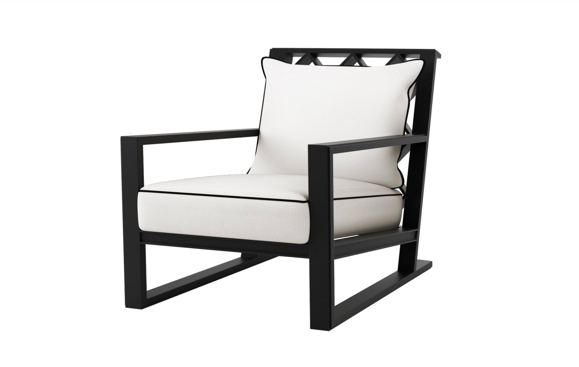 Eichholtz Garden chair Como - H78 cm