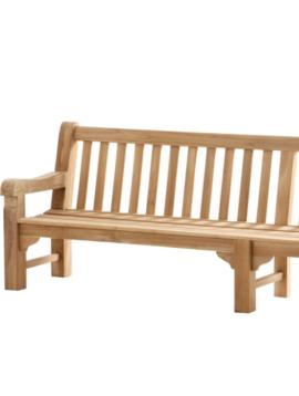 Eichholtz Gartenbank Holz Mendip