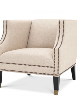 Eichholtz Luxus Sessel Doheny
