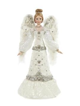 Goodwill White Christmas Angel