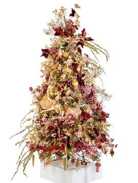 Goodwill Versierde kerstbomen Fairies