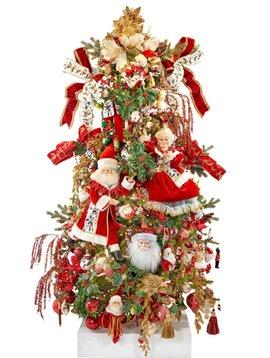 Goodwill Geschmuckte Weihnachtsbaum Santa's Home
